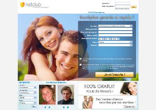 netclub site de rencontre